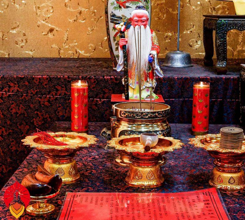 老佛爺月老廟-高雄最靈驗的求姻緣月老廟