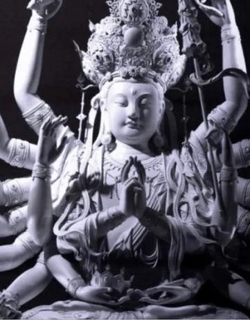 「准提菩薩」—清淨純粹的世界