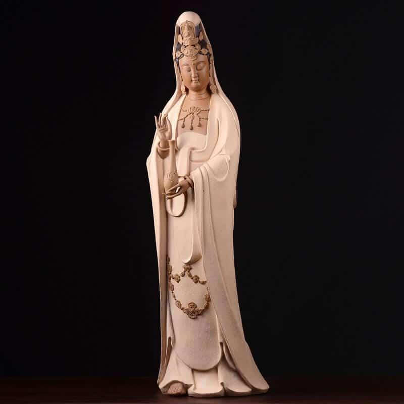 聖觀音,雕像