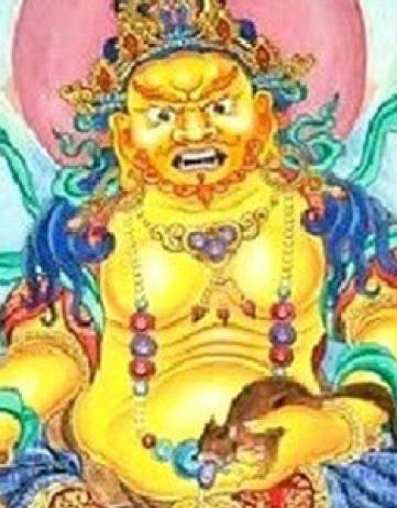 黃財神—求財運