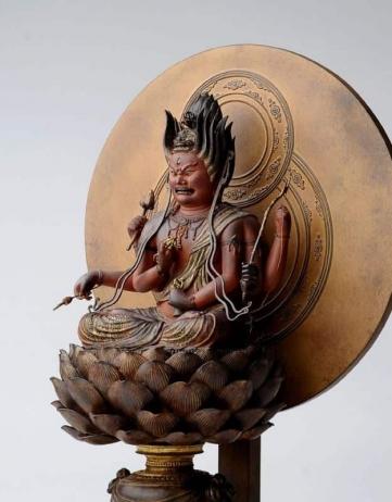 日本的愛神—愛染明王